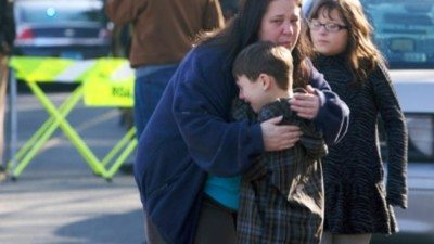 Newtown CT shootings