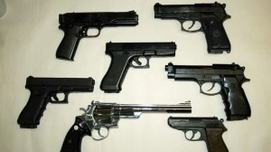 Gun weapons firearms