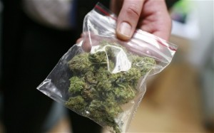 Marijuana Selling