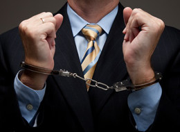 white collar crime image