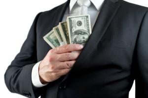 embezzlement defense