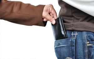 pick-pocketing