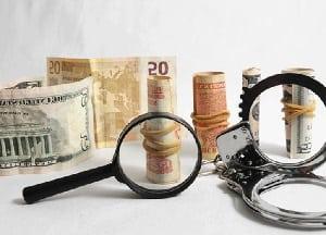 Money laundering offense