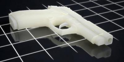 3d weapons in Las Vegas