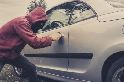 tampering with a vehicle felony in nevada
