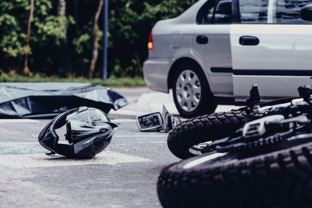 motorcyclist dies in a las vegas accident