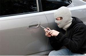 Grand larceny of motor vehicle; penalty