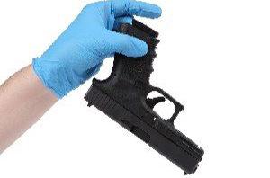 Grand larceny of firearm; penalty