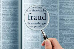 Fraudulently presenting claim to public officer