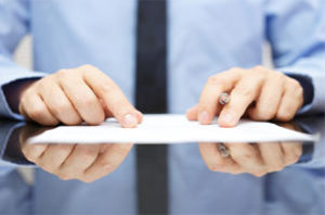 False written statements to obtain property or credit
