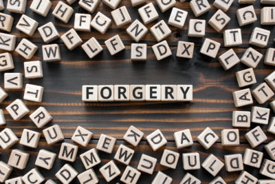 forgery offenses