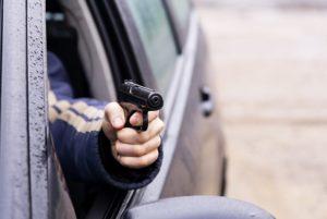 Drive-by shooting Las Vegas