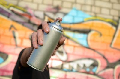 California Graffiti Defense Lawyers