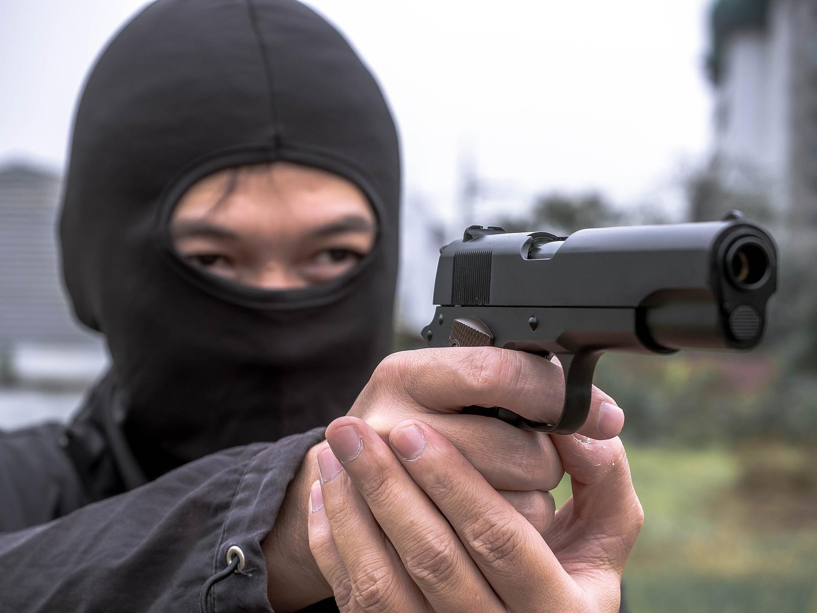 Criminal Street Gangs  Crimes